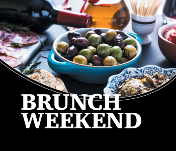 Brunch-weekend в Глобус Гурмэ