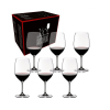 Набор Riedel бокалов Vinum Celebration Pack Cabernet 6шт 7416/60-260 Германия