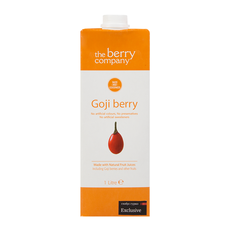 Напиток The Berry Company Ягоды годжи т/п 1,0л Англия